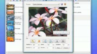 DVD slideshow GUI tutorial
