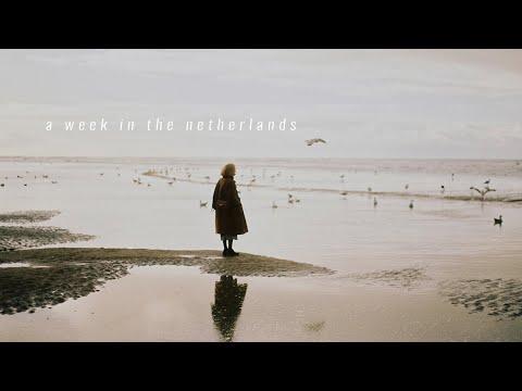 A Week In The Netherlands Vlog / Haarlem, Wedding, Portrait Shoots, Amsterdam