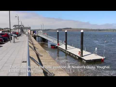 The New Youghal Pontoon