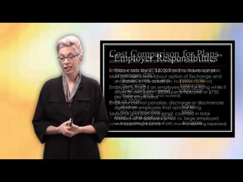 Colorado Tea Party Patriots PPACA Part 3: State Exchanges and Employers