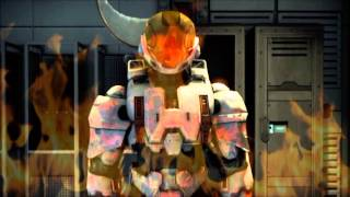 Repeat youtube video Red vs Blue Your Gonna Go Far Kid mv