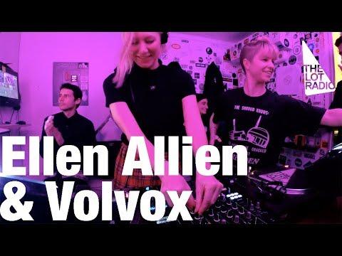 Ellen Allien & Volvox @ The Lot Radio (Dec 8, 2017)