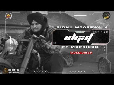IDGAF (Full Video) Sidhu Moose Wala | Morrisson | Steel Banglez | TheKidd | SukhSanghera | Moosetape