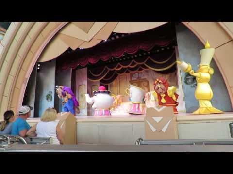 Beauty and the Beast - Disney - Hollywood Studios