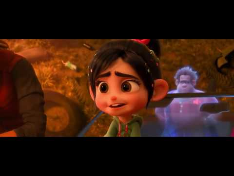Ralph Breaks The Internet - Zero (Imagine Dragons) Official Vedio
