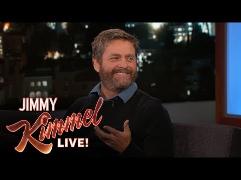 Thumbnail: Zach Galifianakis Has a No Family Vacation Policy