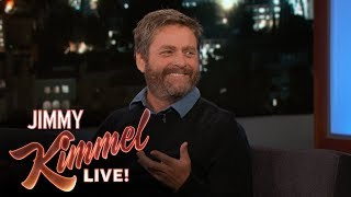 Zach Galifianakis Has a No Family Vacation Policy