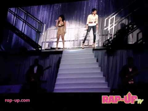 Keyshia Cole & Monica Perform Trust