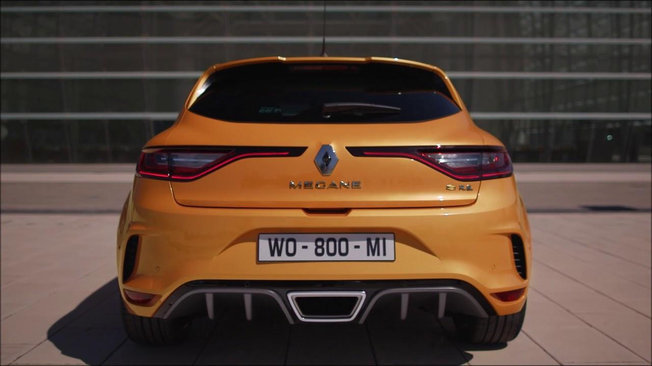 Renault Megane R S 2018 Detalhes E Especificacoes Oficiais Www Car Blog Br