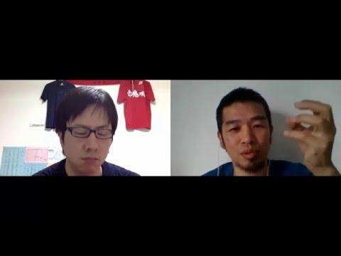 対談:ブリッジ代表田中力磨VS「反転授業の研究」代表の田原真人