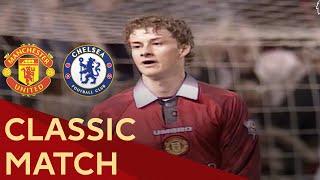Premier League | Classic Match | Man Utd vs Chelsea, 24 September 1997