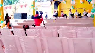Nandu Mama Ki Syali Kamla|| Garhwali song || Performed by Sangam Public School || Republic Day ||