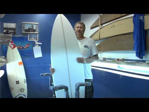 MOLLUSC SIMON ANDERSON QUIKSILVER SURFBOARDS