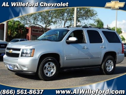2013 chevrolet tahoe ls for sale al willeford chevrolet portland tx youtube youtube