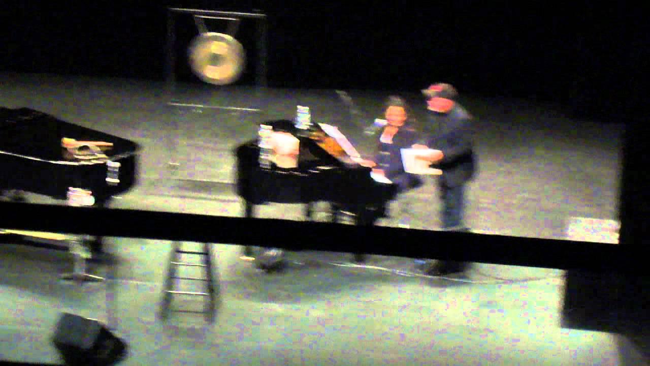 Gabriella Gambino Plays Duet With Billy Joel At Q A Session At