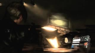 Resident Evil 6 - Pc Gameplay - Full Graphics Test Nvidia GeForce GT 650M 1080p