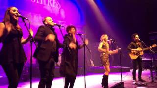 The Shires A Thousand Hallelujahs- Shepherds Bush  11.12.16