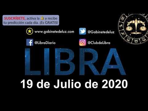 horóscopo-diario---libra---19-de-julio-de-2020