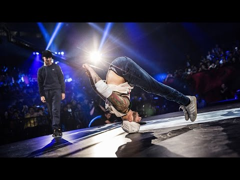 Benstacks VS Sunni | Round Of 16 | Red Bull BC One World Final 2016