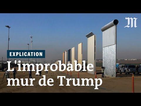 Pourquoi le mur de Trump ne verra probablement pas le jour