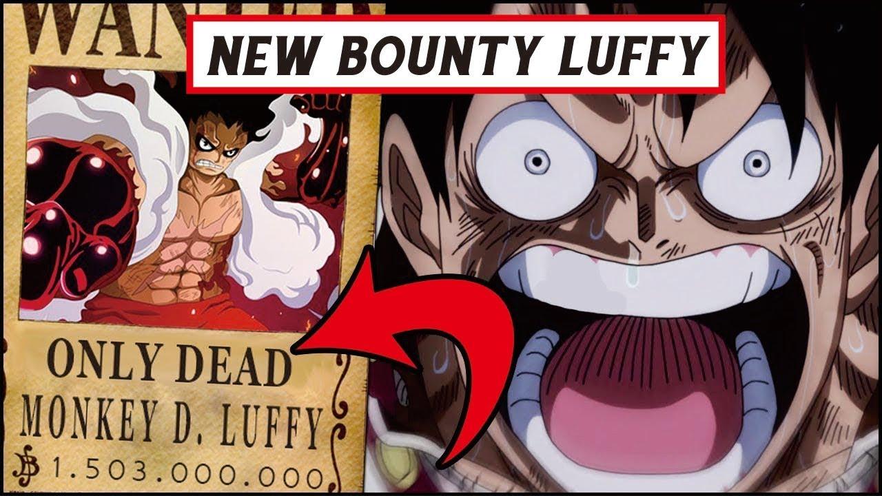 54+ Gambar Anime Luffy Keren HD