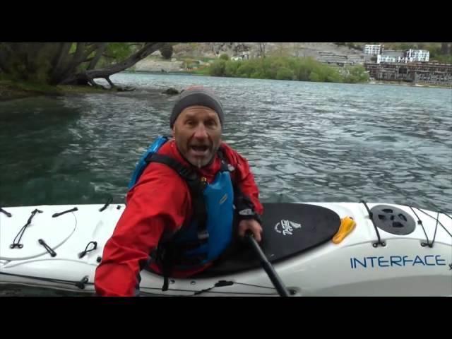 Kayaking - Rolling a Kayak