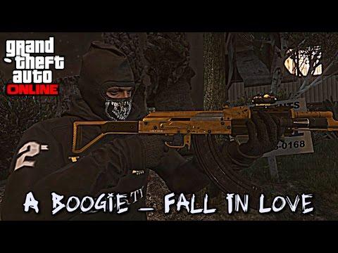 GTA Online ((Music Video)) A Boogie - Fall In Love [HQ]