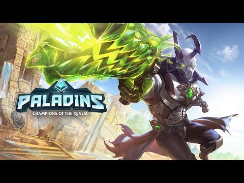 Paladins - El Hero shooter llega a Nintendo Switch (PEGI)