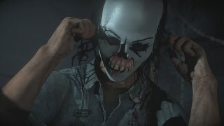Until Dawn - The Killer Explains His Actions