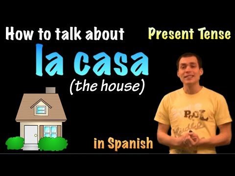 How do you say my home in spanish