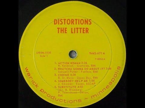 THE LITTER – Distortions (Full Album) Mega Rare 1967 US Garage Rock LP $1427 Psych Fuzz