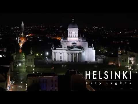 Helsinki City Lights