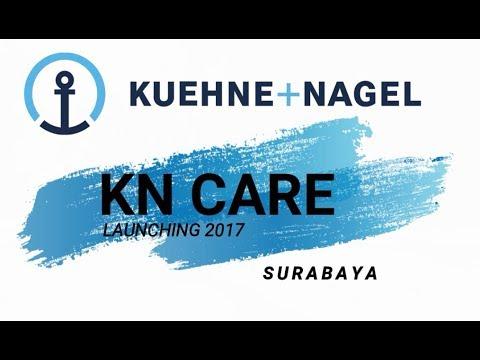 KUEHNE + NAGEL SURABAYA | KN CARE LAUNCHING 2017