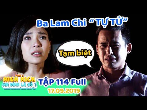 Gia đình là số 1 Phần 2 | Tập 114 Full: Liệu mẹ Lam Chi có bị SẢY THAI khi cứu Minh Ngọc thoát hiểm?