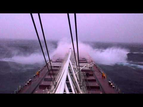Lake Huron Doomsday Storm on the M/V Manitowoc