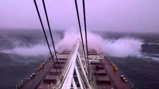 Lake Huron Doomsday Storm on the M/V Manitowoc
