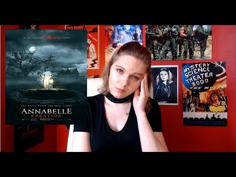 "Annabelle: Creation Review aka ""This Doll Should be Shelved"" - That Movie Chick"