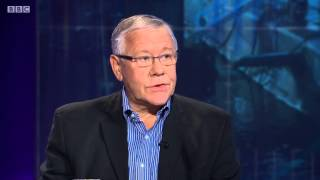 BBC Newsnight Scotland - 16 07 2013 - The illegal Trident nuclear missile system to be scrapped