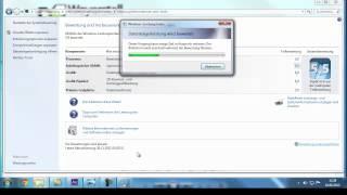 Leistung des Computers testen bei Windows 7 - PC Leistungs Test