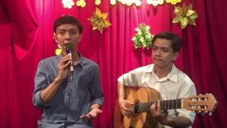 Đêm tâm sự (Trúc Phương) - Vũ Trân & Guitar Sang Huỳnh