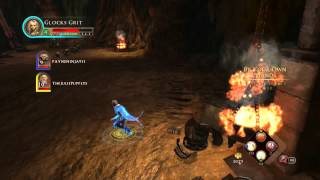 Dungeons & Dragons: Daggerdale - Online Multiplayer Gameplay. (HD)