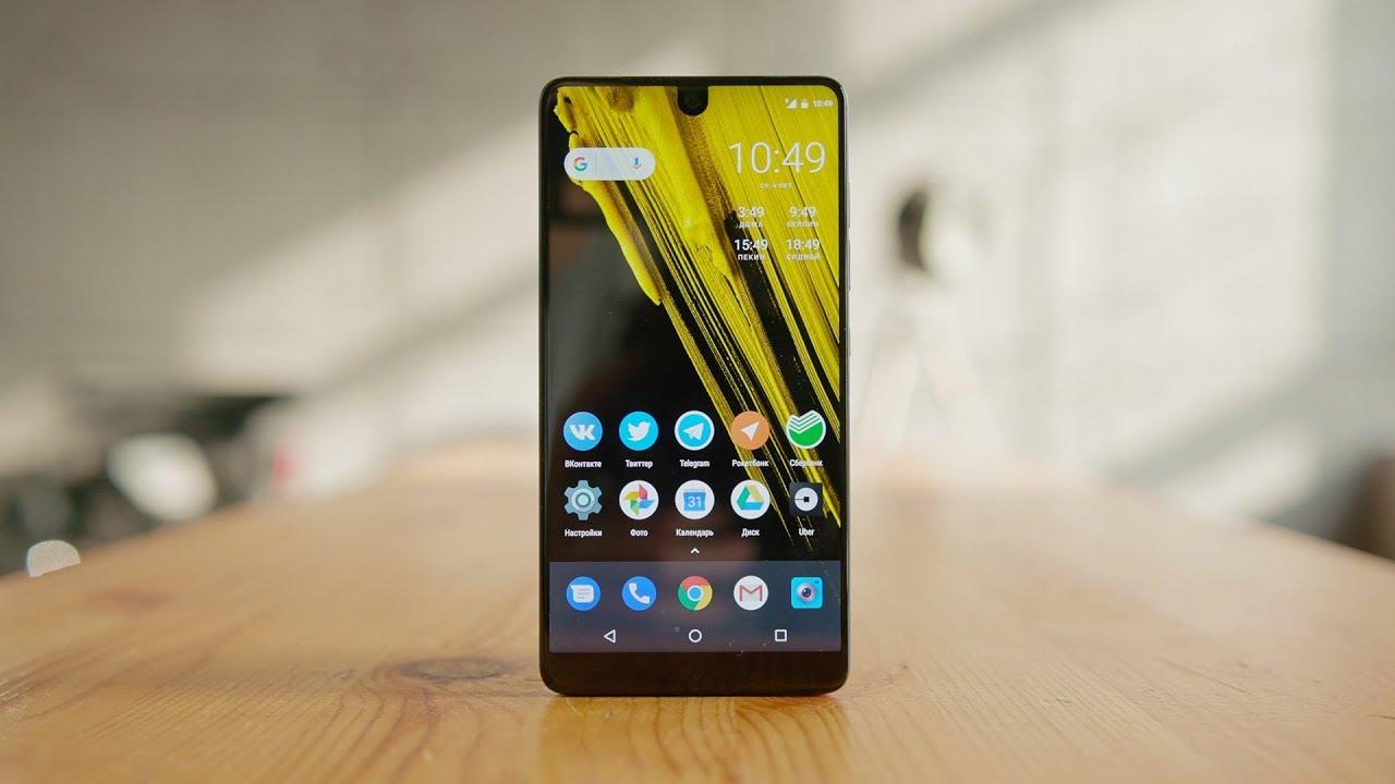 Essential Phone совсем скоро окончательно покинет рынок мобильных гаджетов