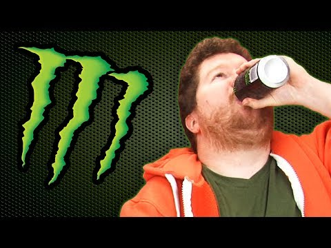 Irish People Try Monster Energy Drinks