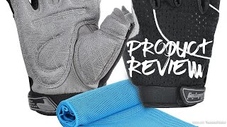 innotree Ultralight Weight Lifting Gloves - Product Review