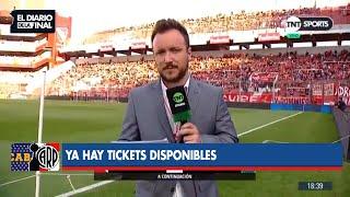 ¿Cómo se venderán las entradas para la final de la Libertadores?
