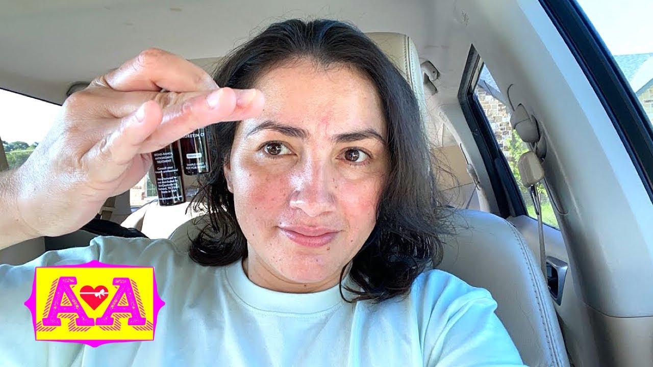 El dermatólogo me recomendo los Productos De Skinceuticals 😱😱😱