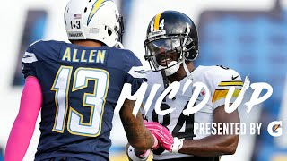 Mic'd Up with Keenan Allen - San Diego Chargers