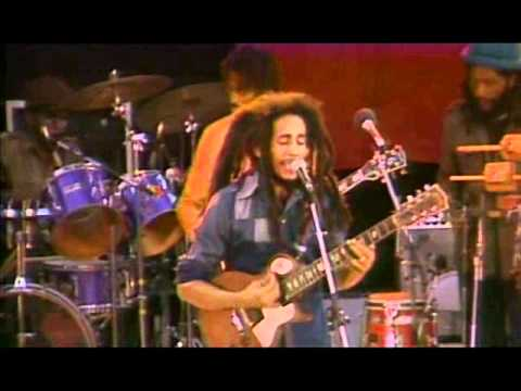 Bob Marley -  Santa Barbara,Usa, 25-11-79 (Zimbabwe - Ambush In The Night - Kinky Reggae).avi