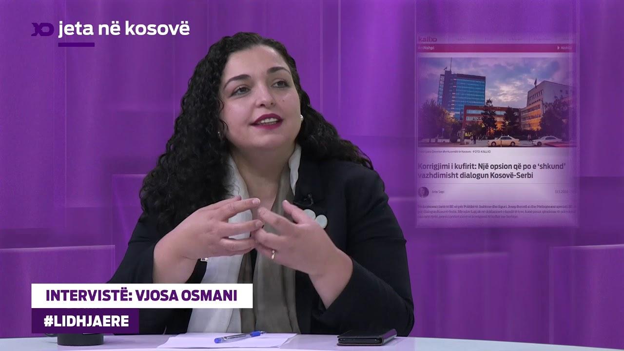 Emisioni Jeta në Kosove - Intervistë: Vjosa Osmani dhe Racizmi në Kosovë 11/06/2020