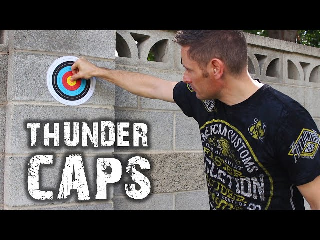 How To Make Thunder Caps